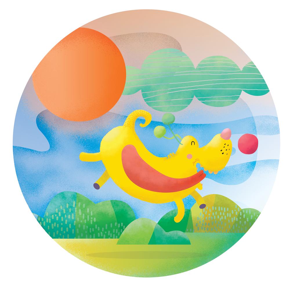 Ilustracja dziecięca